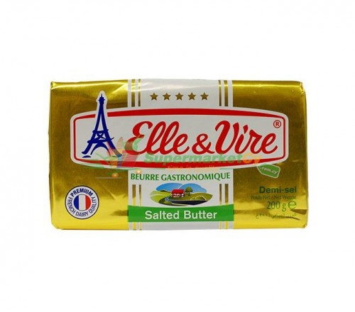 Elle & Vire Butter Pack Salted