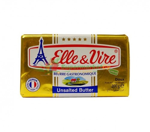 Elle & Vire Butter Pack Unsalted